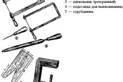 Инструменты для работы с фанерой