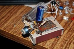 Самодельный лазер для резки фанеры