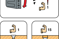 Схема использования крутящего момента в шуруповерте