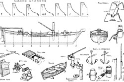 Чертеж и схема мелких деталей