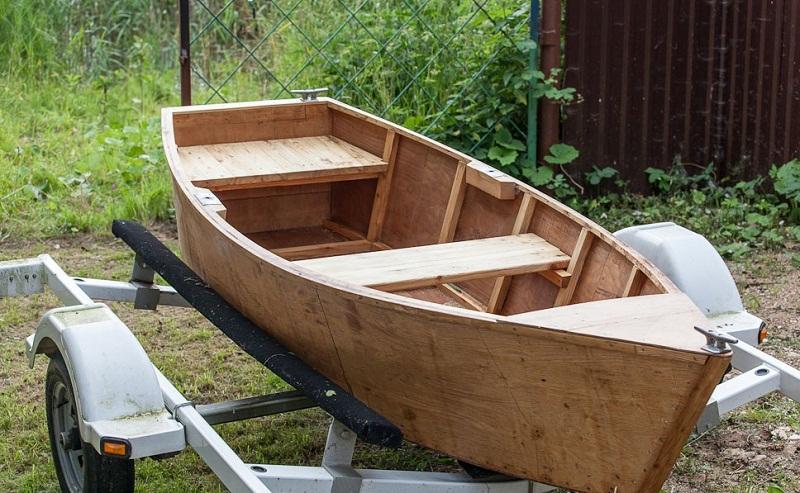 Как сделать своими руками лодку из дерева своими руками