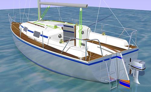 Проект самодельного катера из фанеры