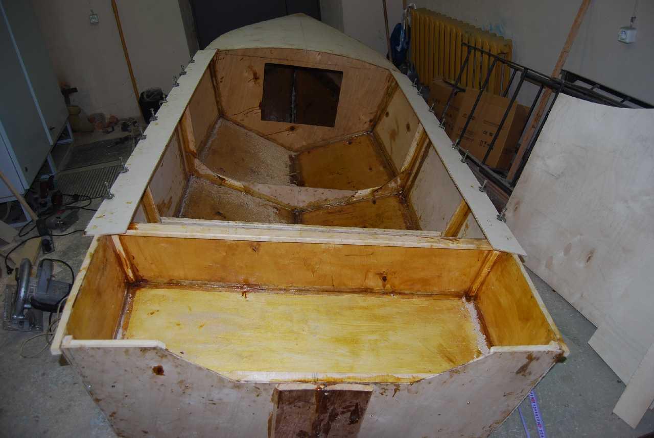 Постройка лодки из фанеры своими руками: видео-инструкция как 9