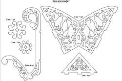 Примеры чертежей для выпиливания лобзиком из фанеры